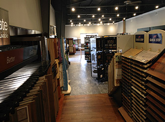 Southern Flooring in Covington is your one-stop showroom for all of your carpet, ceramic / porcelain tile, natural stone, hardwood, laminate, sheet vinyl and LVT needs.